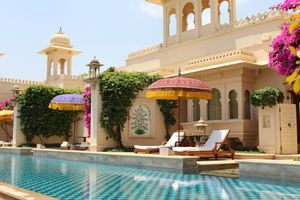 The Oberoi Udaivilas, Udaipur… A piece of Paradise in Rajasthan.