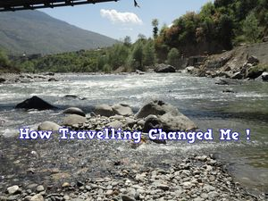 Travel a lot ! Here's what it did to me !