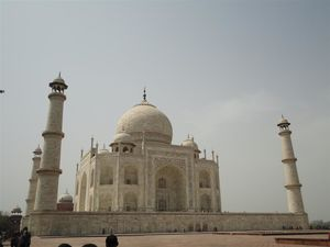 Agra : The Place that holds India's Taj !