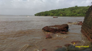 Bambolim Beach 1/undefined by Tripoto