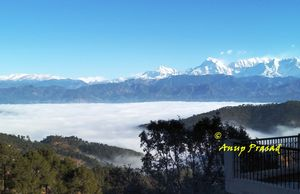 9 Days Holiday trip to Kumaun Himalayas: Peaceful, Relaxing, Adventurous, Thrilling and Picturesque