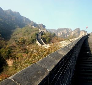 Across the Great Wall