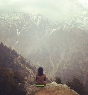 Triund Diaries !! My First Ever Trek