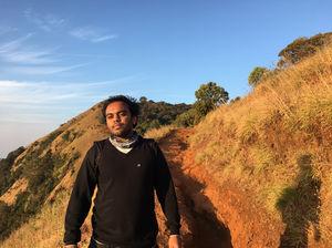 Unplanned Solo Ride on Western Ghats Karnataka