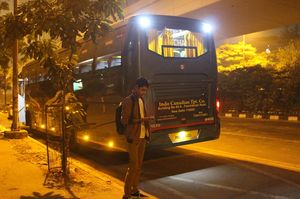 Rk Ashram Metro Station 1/undefined by Tripoto