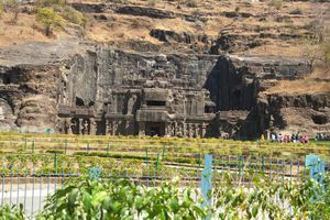 A day in Ellora Caves - UNESCO Heritage Site