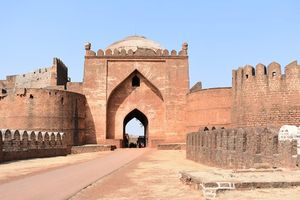 Bidar Fort - A Historic symbol for Bahmanid Dynasty