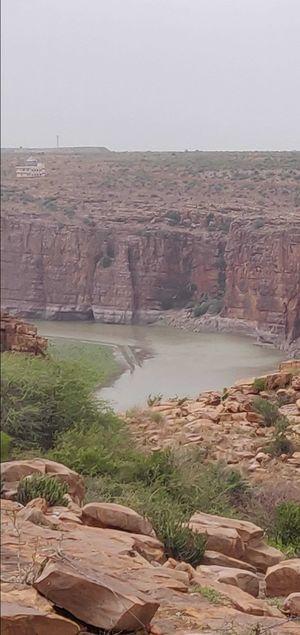 Gandikota fort, Penna river gorge