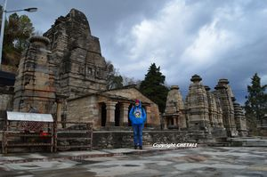 "Hidden Gem of Almora-""Katarmal Sun Temple"""