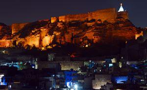 The Blue Wonder of Rajasthan