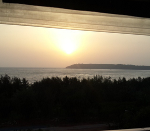 A Rendezvous With The Sea: Goa