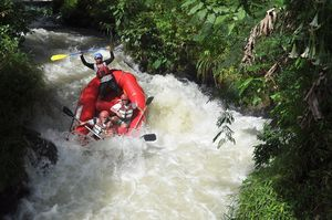Conquer the Waters at Kolad:River Rafting