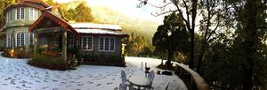 A Luxurious Stay At Hotel Abbotsford, Nainital
