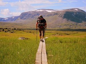 Kungsleden Trail 1/2 by Tripoto