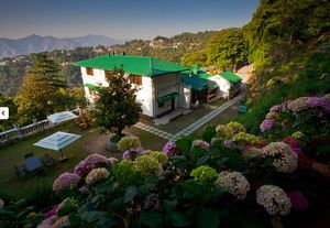 Heading to Mussourie For the Summer? Stay at this Gorgeous Victorian Property