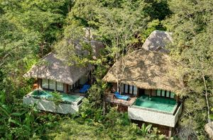 Experience Ultra-Luxury In The Lap of Rainforests and the Andaman Sea At This Property In Phuket