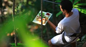 Here's a Gastronomic Adventure That Will Take You To New Heights, Literally!
