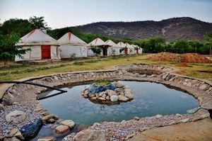 Tired Of Mundane Weekend Getaways From Delhi? Try This Adventurous Camping Resort Instead!