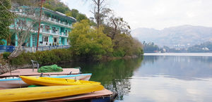 We Stumbled Upon a Gorgeous Lake-View Stay That is Only 7 Hours Away From Delhi