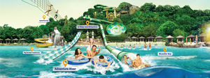 This One of a Kind Waterpark in Singapore Will Make You Want to Drop Everything and Plan a Trip