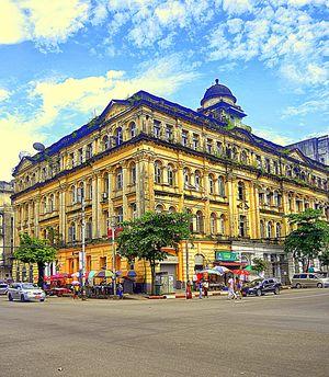 Mumbai & Yangon: A Tale of Two Cities.