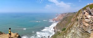 Cabo da Roca - Westernmost point of Europe