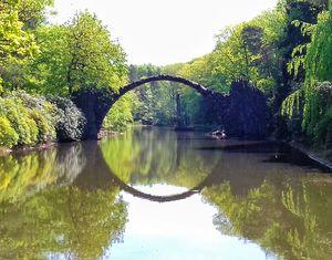 Rakotzbrücke - Devil's Bridge