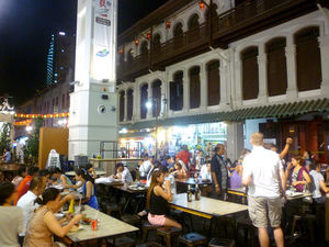 Chinatown Food Street Singapore 1/4 by Tripoto