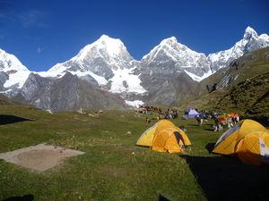 Cordillera Huayhuash, Peru : Trekking & Hiking Tou