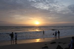 Andhakaranazhi Beach | Alappuzha | Kerala