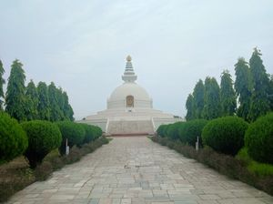 The birth place of Buddha- Lumbini Nepal