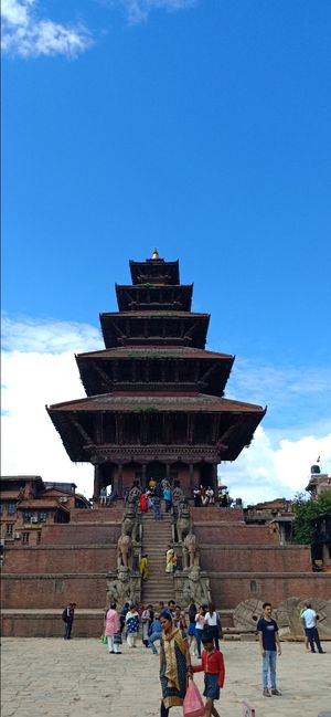 Bhaktapur is the oldest city of Nepal. we can explore temple, palace and local culture.