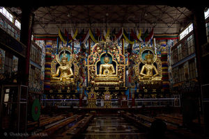 A Little Tibet in India - Bylakuppe