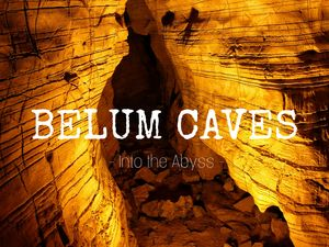 Belum Caves - Into the Abyss