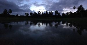 The Angkor Wat will steal your heart at first light