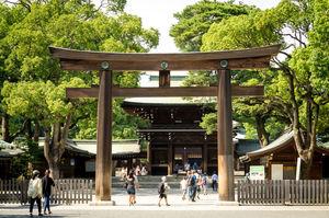 Meiji Shrine Gyoen 1/undefined by Tripoto