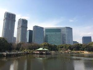 Hama Rikyu Gardens 1/undefined by Tripoto