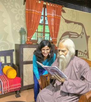 Hidden gem of Kolkata-Wax Museum