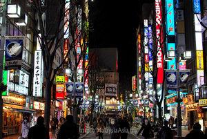 Shopping in Japan