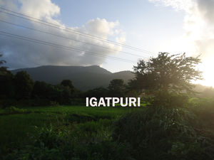 Igatpuri – A Land Not Far from Home