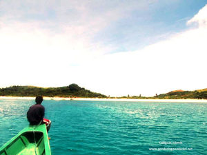 Calaguas Islands, I love you