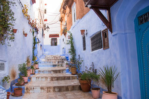 Exploring Chefchaouen, The Blue Pearl