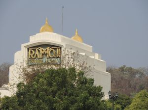 A filmy day at Ramoji Film City