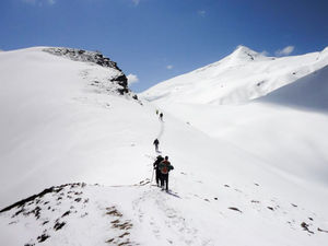 At just 15000 ft, this Himalayan trek offers you the best of everything