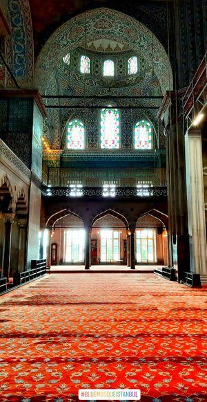 Majestic Blue Mosque