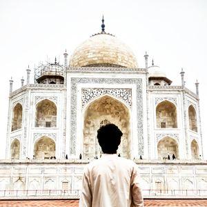 Crown of monuments ????  @tripotocommunity  @jetairways  #BestTravelPictures
