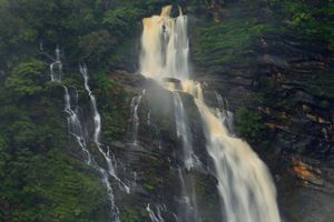 Waterfalls in Western Ghats ( series 3)