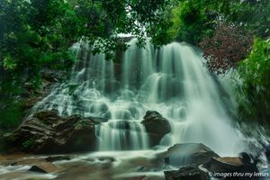 Waterfalls in Western Ghats ( series 4)