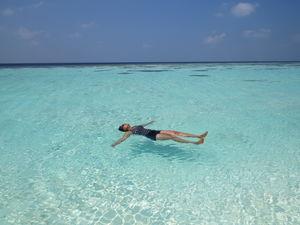 Budget travel to Pristine Maldives