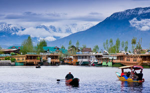 Srinagar : An essence on it's own..